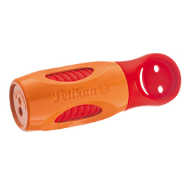 Pelikan Griffix lead sharpener - orange - 2