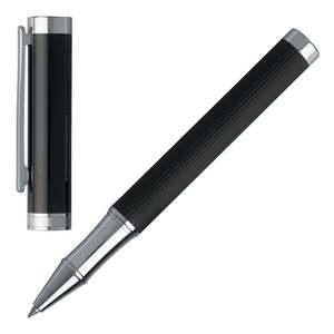 Stripes Hugo Boss Column Rollerball Pen - 1