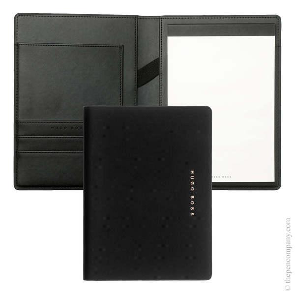 A5 Hugo Boss Essential Rose Gold Folder