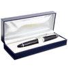 Sailor 1911 Large Fountain Pen Black/Rhodium-Silver Medium Nib - 5