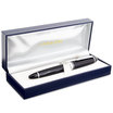Sailor 1911 Large Fountain Pen Black/Rhodium-Silver Medium Nib - 5