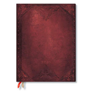 Paperblanks Urban Glam Bold The New Romantics 2021 Diary Ultra