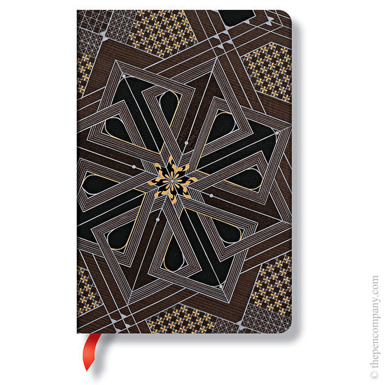 Lined Mini Paperblanks Dhyana Kirikane Journal - 1