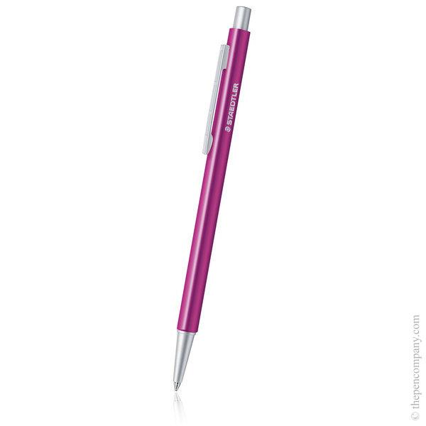 Pink Staedtler Organiser Ballpoint Pen