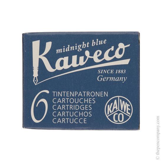 Midnight Blue Kaweco Fountain Pen Cartridges - 1
