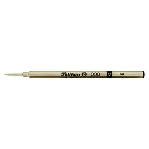 Pelikan 338 Rollerball Pen Refill Black Medium - 1
