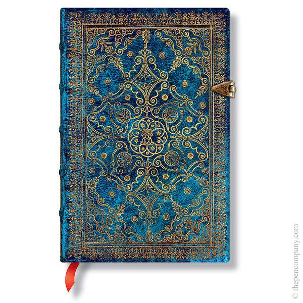 Mini Paperblanks Equinoxe Journal Journal Azure Lined