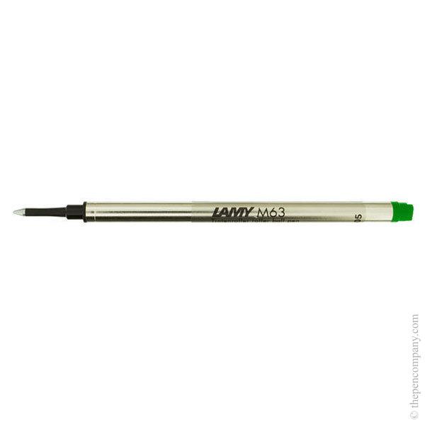 Green Lamy M63 Rollerball Refill Refill