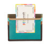 Mywalit Small Card Holder Chocolate Mousse - 5