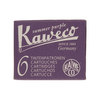 Summer Purple Kaweco Fountain Pen Cartridges - 1