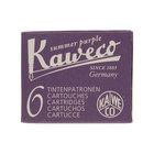 Summer Purple Kaweco Fountain Pen Cartridges - 1