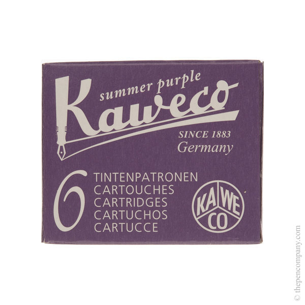 Summer Purple Kaweco Ink Cartridges Ink Cartridges
