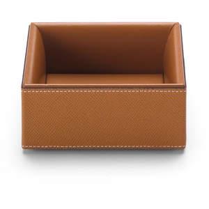 Cognac Graf von Faber-Castell Pure Elegance Large Accessories Box - 1