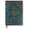 Lined Midi Paperblanks Azure Equinoxe Journal - 1