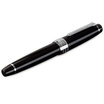 Sailor King Professional Gear Fountain Pen Black with Rhodium Trim - 3