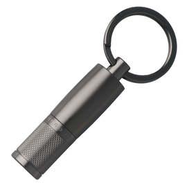 Matt Dark Chrome Hugo Boss Pure Key Ring USB - 1