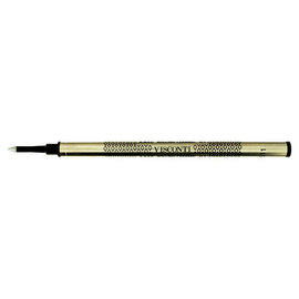 Visconti A40 Rollerball Pen Refill Black - 1