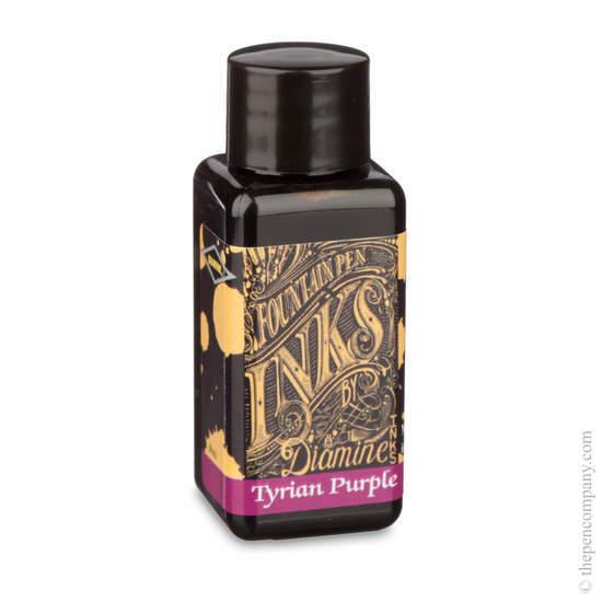 Tyrian Purple Diamine Fountain Pen Ink 30ml - 1