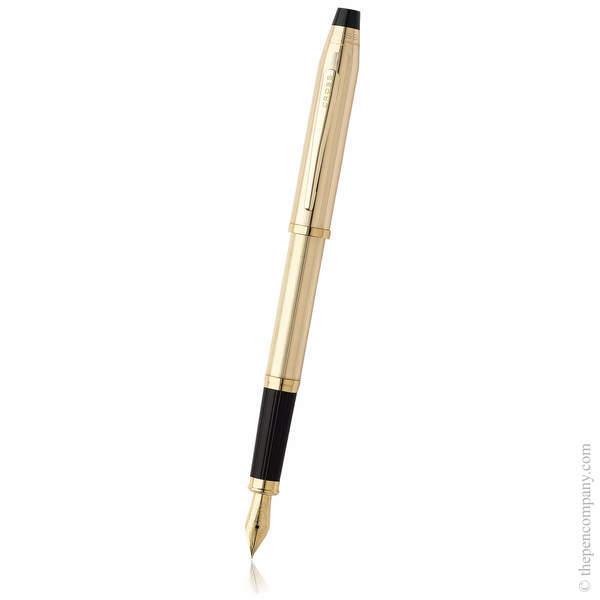 Gold Cross Century II Fountain Pen - Medium