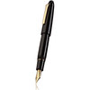 Sailor King of Pens black with gold trim - 1