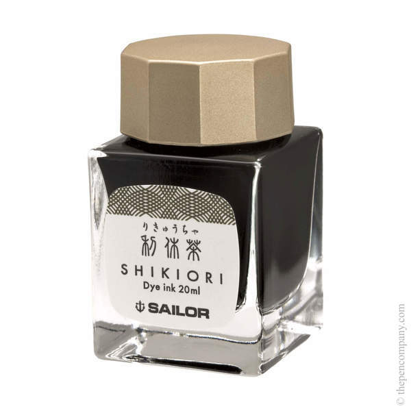 Rikyucha Sailor Bottled Shikiori Ink
