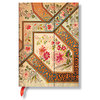 Lined Midi Paperblanks Lyon Florals Ivory Journal - 1
