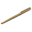 Sailor Chalana Fountain Pen Gold stripe with black trim - 4