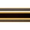Caran d'ache Varius Chinablack Rollerball Pen Gold - 6