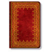 Mini Paperblanks Old Leather Folied Address Book - 1