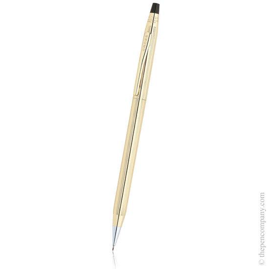 10CT Gold Cross Classic Century Mechanical Pencil - 1
