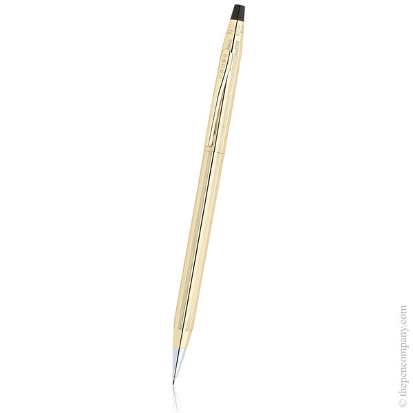 10CT Gold Cross Classic Century Mechanical Pencil