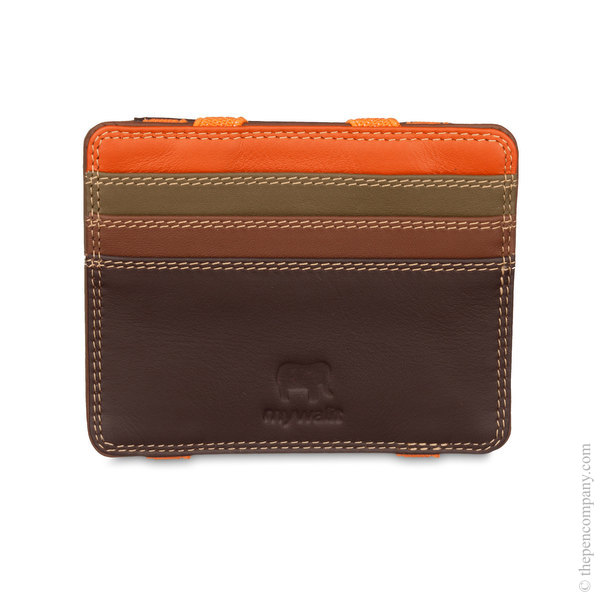 Safari Multi Mywalit Magic Wallet Card Holder