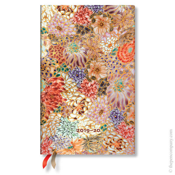 Maxi Paperblanks Michiko 2019-2020 18 Month Diary Academic Diary