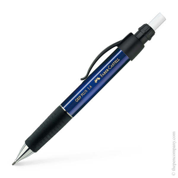 Metallic Blue Faber-Castell Grip Plus Mechanical Pencil 1.4mm