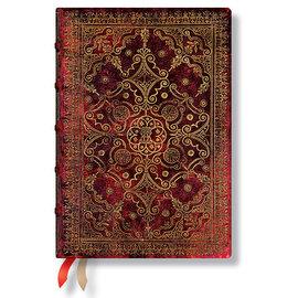 Paperblanks Equinoxe Carmine midi Horizontal 2016 Diary - 1