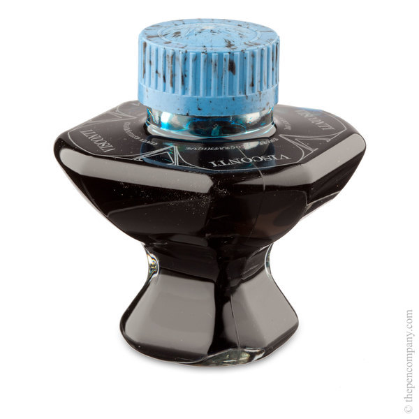 Turquoise Visconti Bottled Fountain Pen Ink