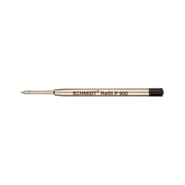 Black Schmidt P900 G2 Ball Pen Refill - Fine