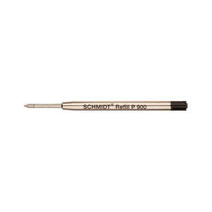 Black Schmidt P900 G2 Ball Pen Refill - Medium