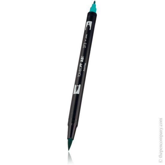 Tombow ABT brush pen 373 Sea Blue - 2