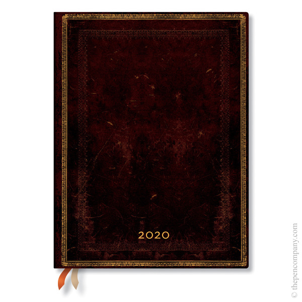Ultra Paperblanks Old Leather 2020 Diary