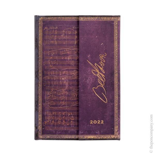 Mini Paperblanks Embellished Manuscripts 2022 Diary 2022 Diary
