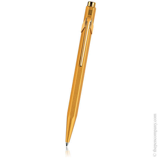 GoldBar Caran d'Ache 849 Gift Line Ballpoint Pen - 1