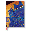 Paperblanks Mediterranean Cats Lined Journal Laural Burch - 3