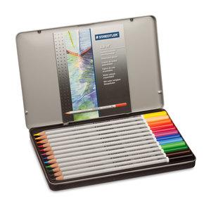 Staedtler Karat Aquarell Colouring pencil 12 pack - 1
