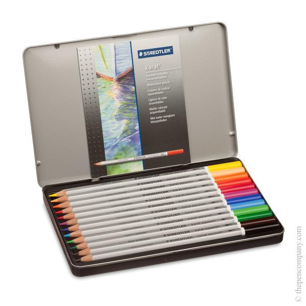 Staedtler Karat 12 Aquarell Colouring Pencil
