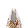 Jack Row Architect fountain pen White Gold with Diamonds - 1