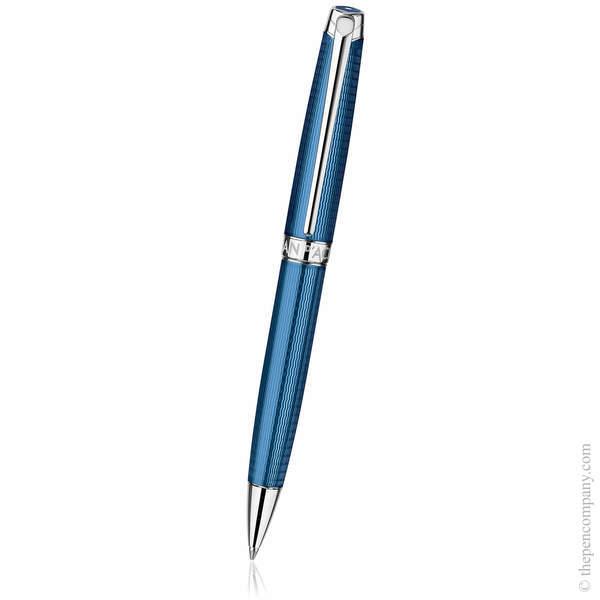 Grand Bleu Caran d'Ache Léman Ballpoint Pen