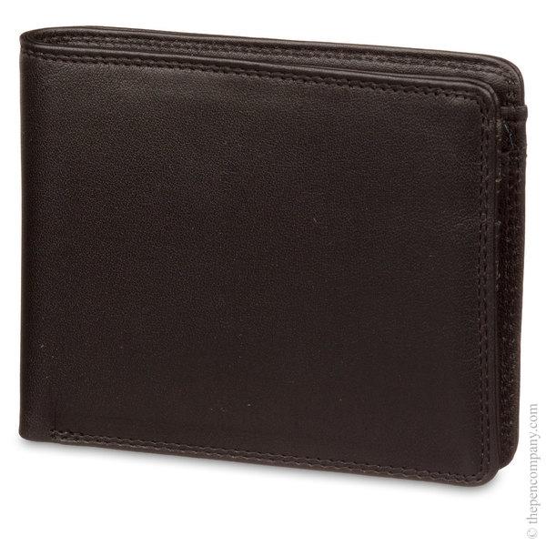 Black Mywalit Standard Mens Wallet
