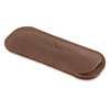Brown Kaweco Buffalo Leather Sport Pouch Pen Case for Two Pens - 2