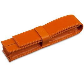Markiaro Dolcevita single pen case orange